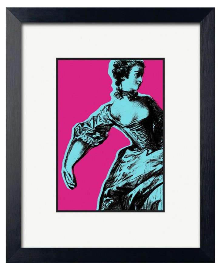 Warhol's Fragonard