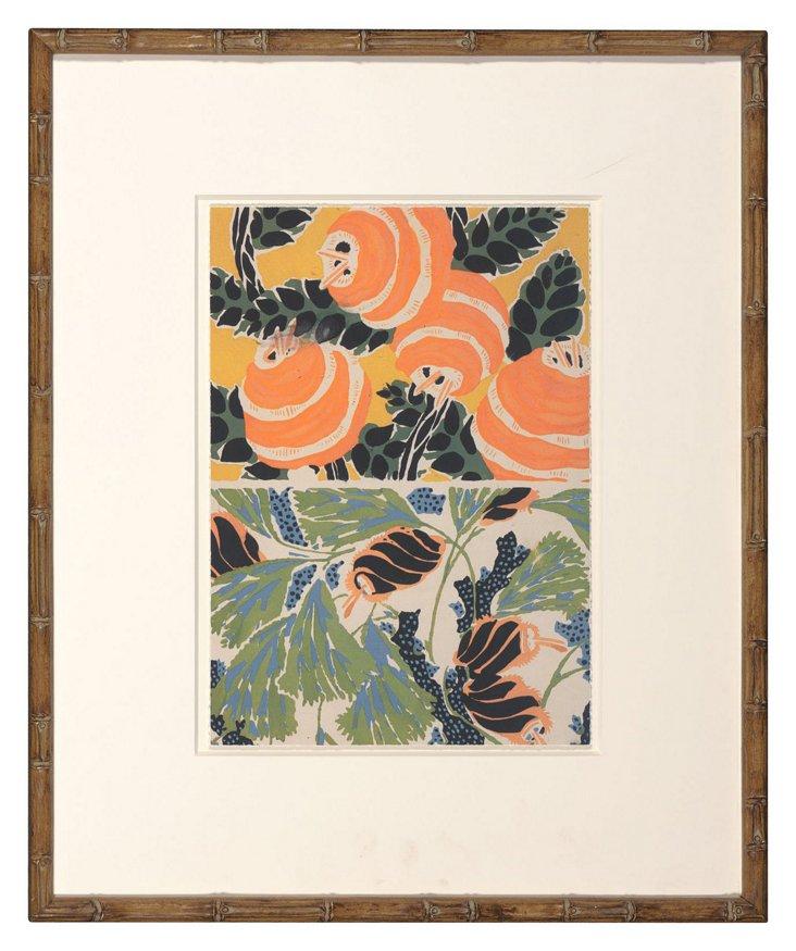 Suzanne Kasler, Textile Designs III