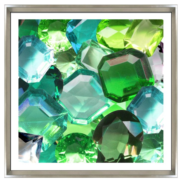 Jamie Drake, Green Emerald