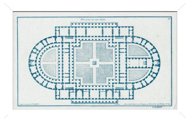 Blue Garden Plans II