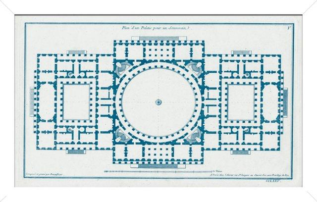Blue Garden Plans IV