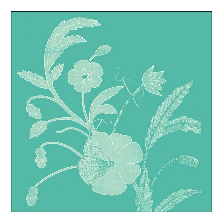 Turquoise Designs III