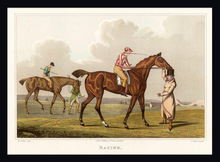 Vintage Jockey I