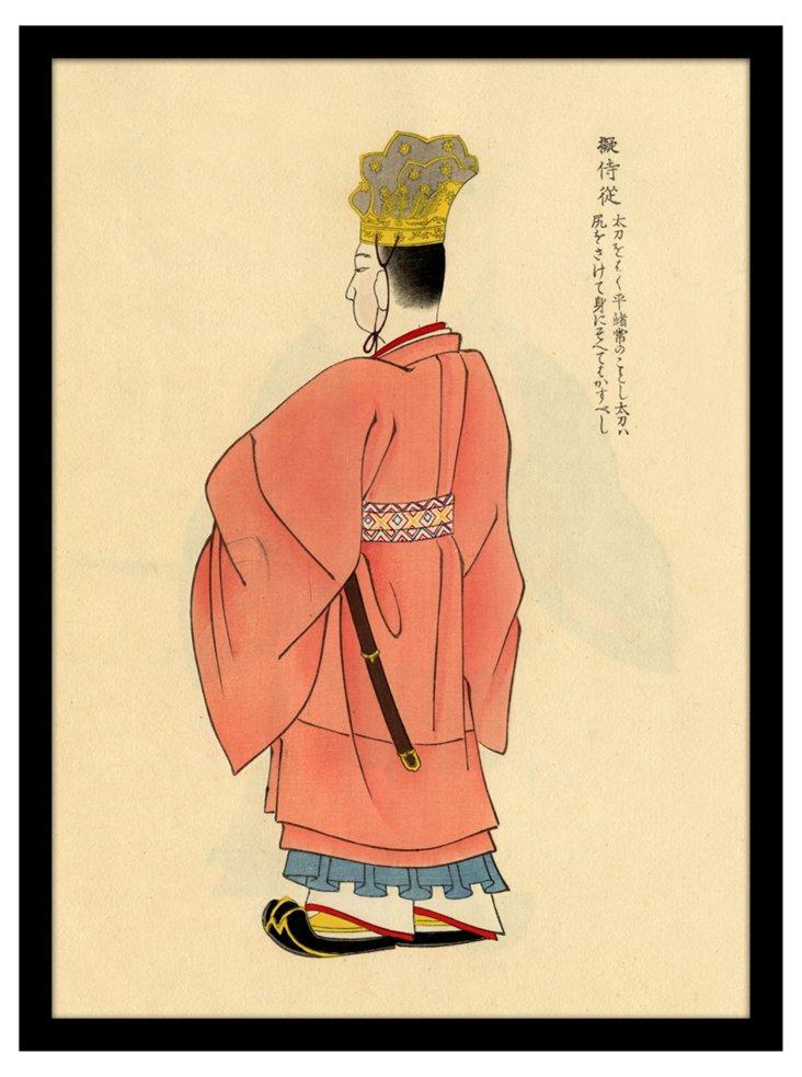 Japanese Noble Costume