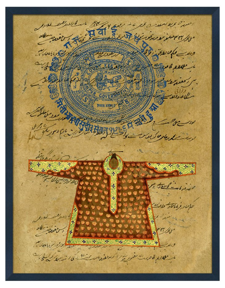 Indian Robes I