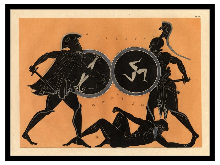 Greek Warriors I
