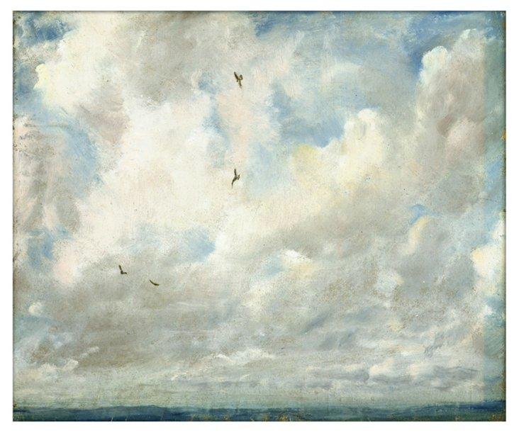 John Constable, Breaking Sky