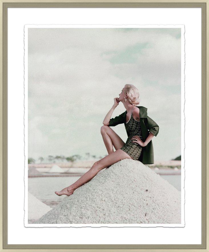 Glamour Magazine, Sand Hill,1954
