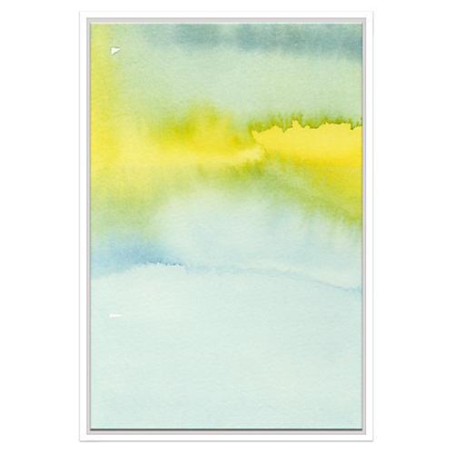 Summer Sunrise Abstracts II