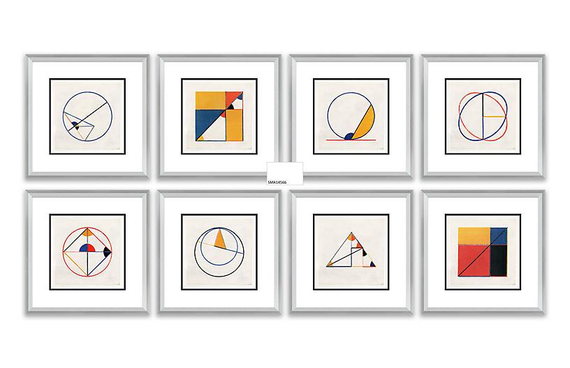 Soicher Marin, Euclid's Geometry Series Set II
