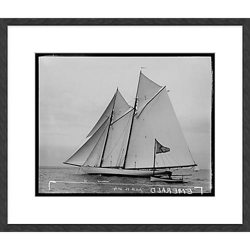 Sailboats II, Soicher Marin