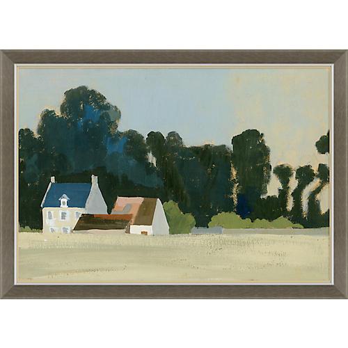 American Landscape II, Soicher Marin