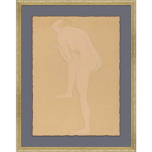 Figure Painting I, Soicher Marin