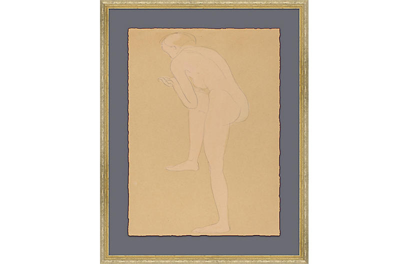 Soicher Marin, Figure Painting I
