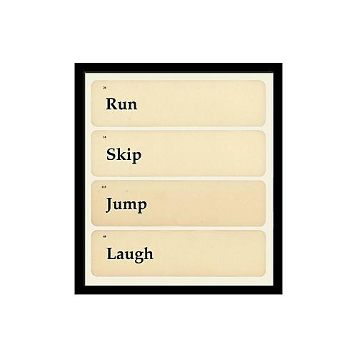 Run Skip Jump Laugh