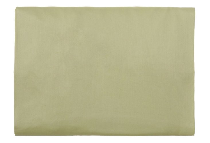 Cal-King Foresto Fitted Sheet, Green