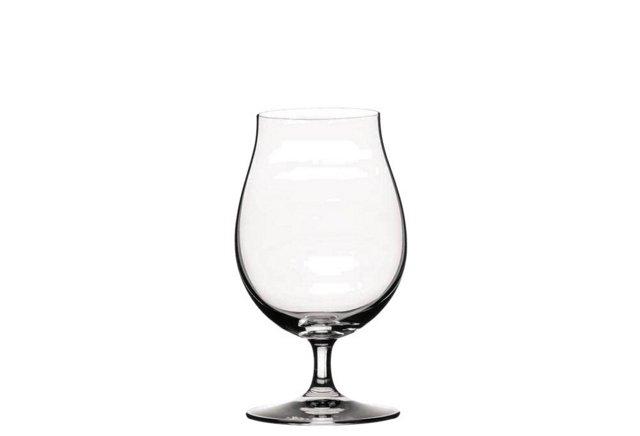 S/4 Spiegelau Stemmed Pilsner Glasses