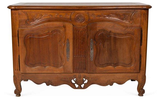 Antique Provençal Sideboard