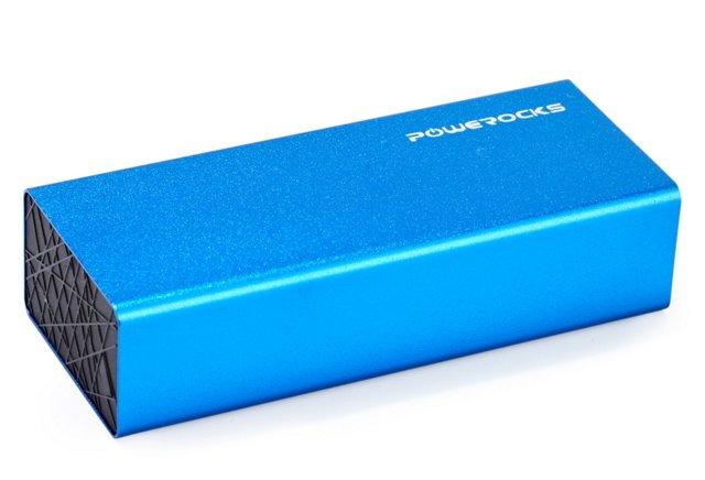 Rose Stone Extended Battery, Blue