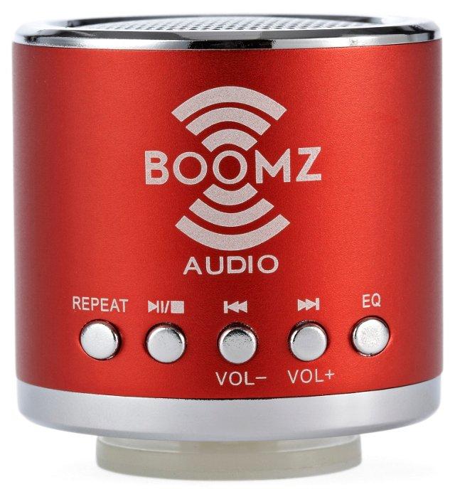 Boomz Micro SD Mini MP3 Personal Speaker