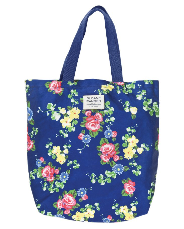 Carry All Tote Bag, Roses