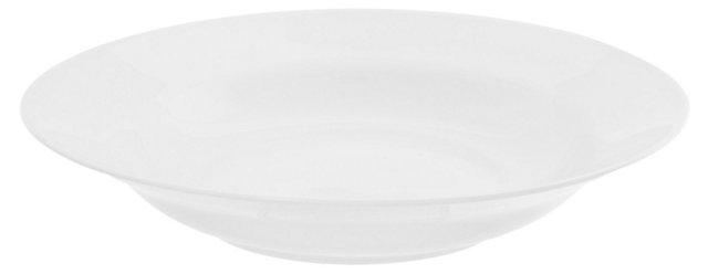 S/6 Porcelain Royal Soup Bowls