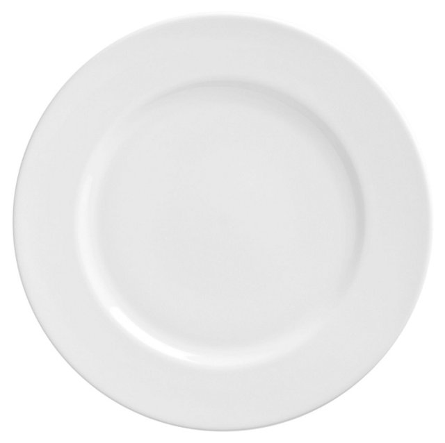 S/6 Porcelain Royal Salad Plates
