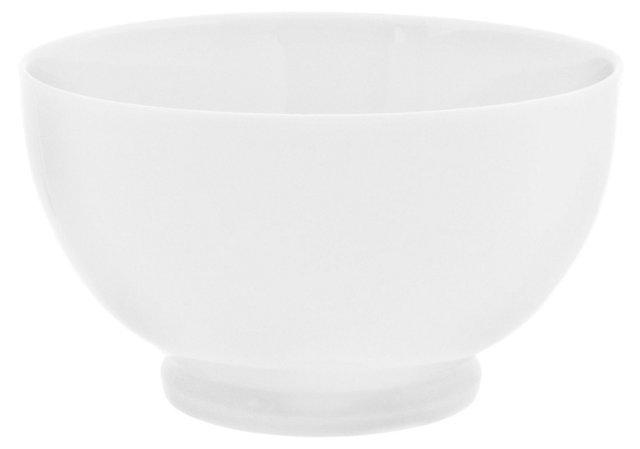S/6 Porcelain Royal Footed Bowls