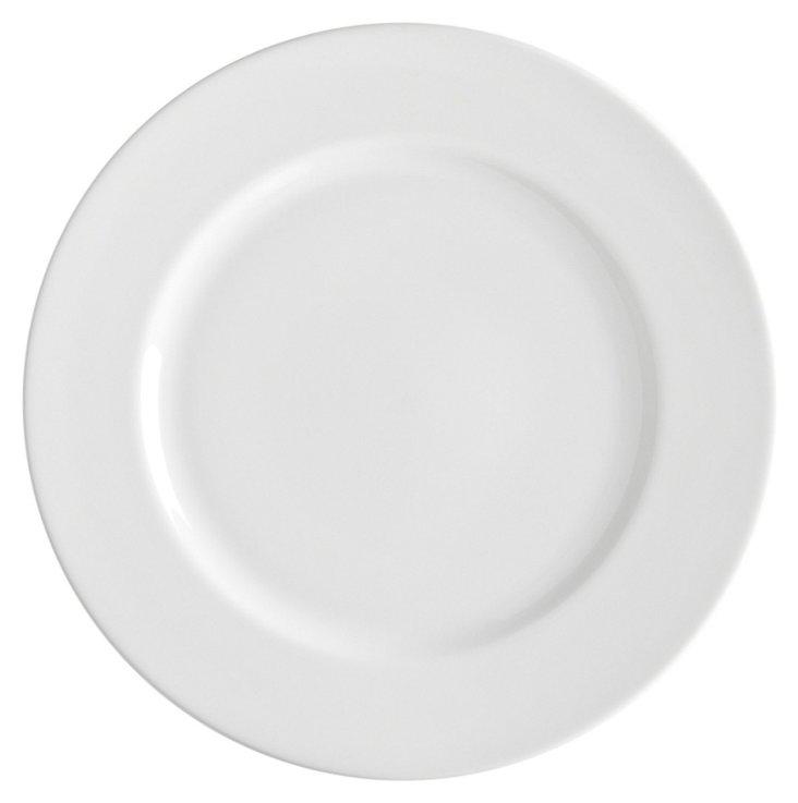 S/6 Porcelain Dinner Plates