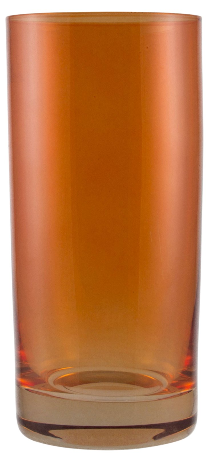 S/6 Glasses, Orange
