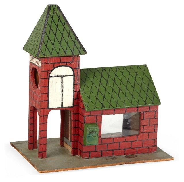 Handmade Building Model