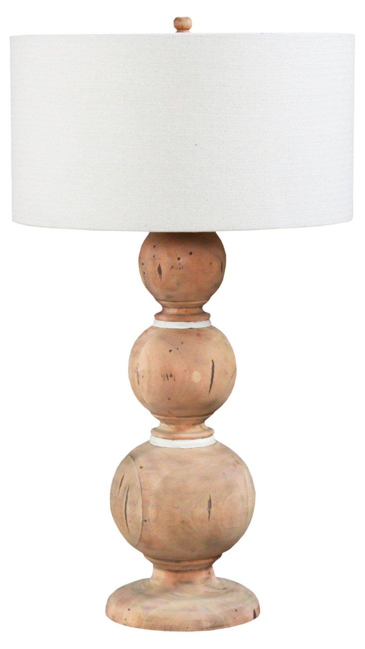 Quinn Lamp, Natural