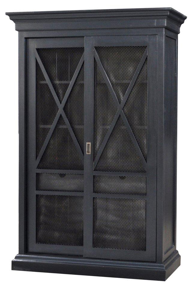 Small Harold Cabinet, Black