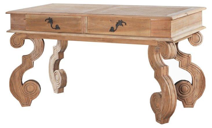 Arnac Desk, Natural