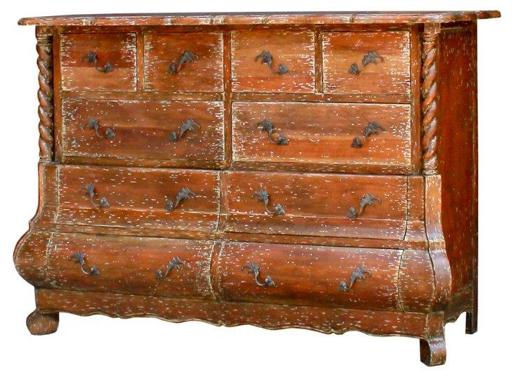 Gunther 10-Drawer Dresser