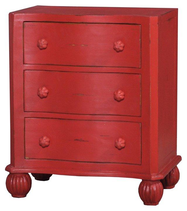 Milly Dresser, Red