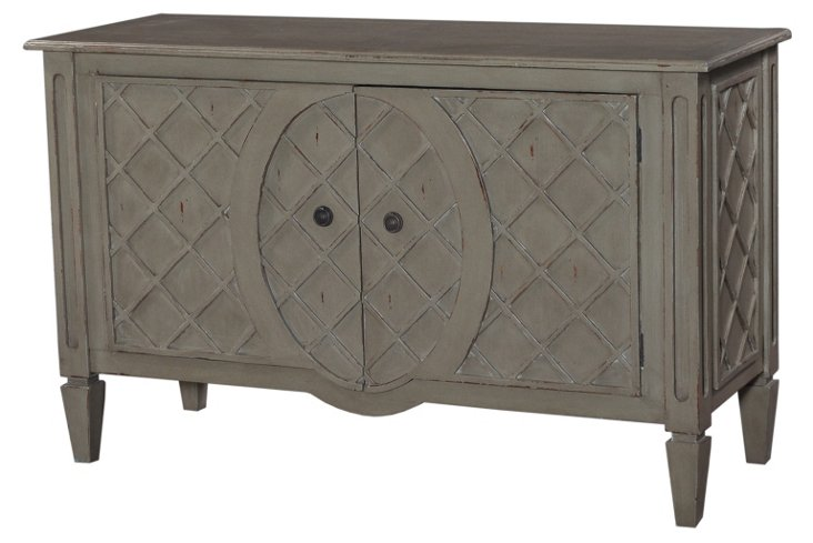 Abigail Sideboard, Taupe
