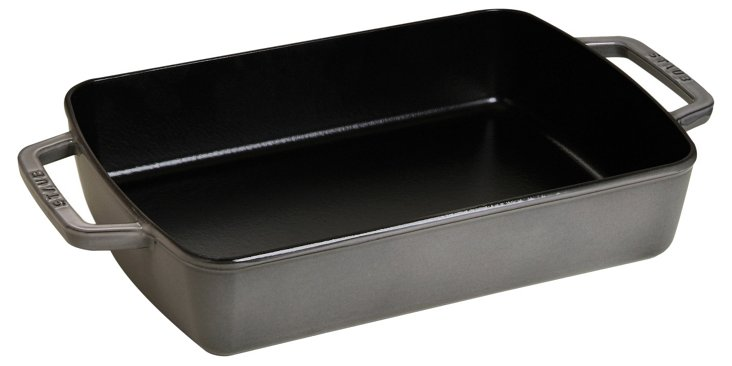 Rectangular Baking Dish, Graphite