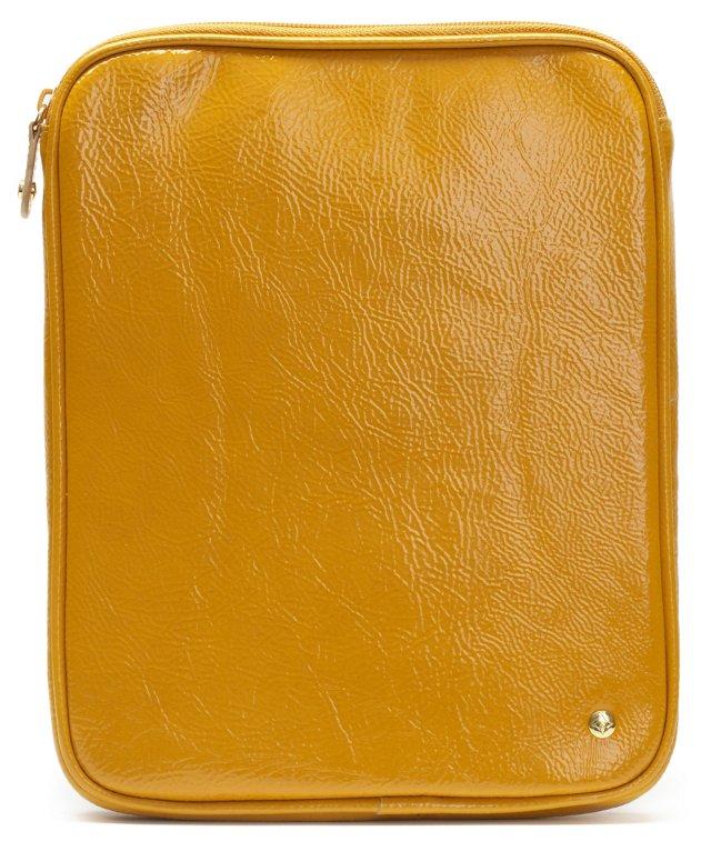 iPad Case, Mustard