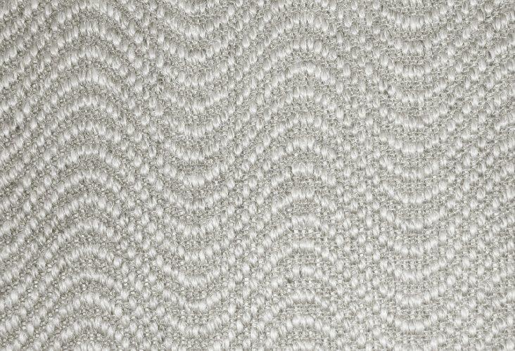 9'x12' Wextin Sisal  w/Cotton, Ecru