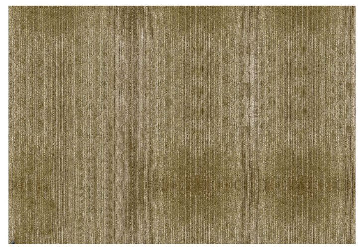 8'x10' Ivanna Rug, Silvered Moss