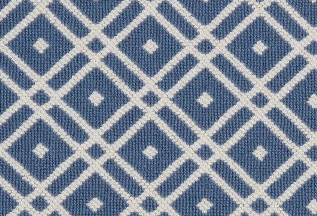 8'x10' Dassel Rug, Royal