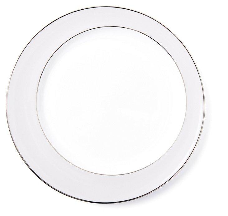Interlude China Greystone Dinner Plate