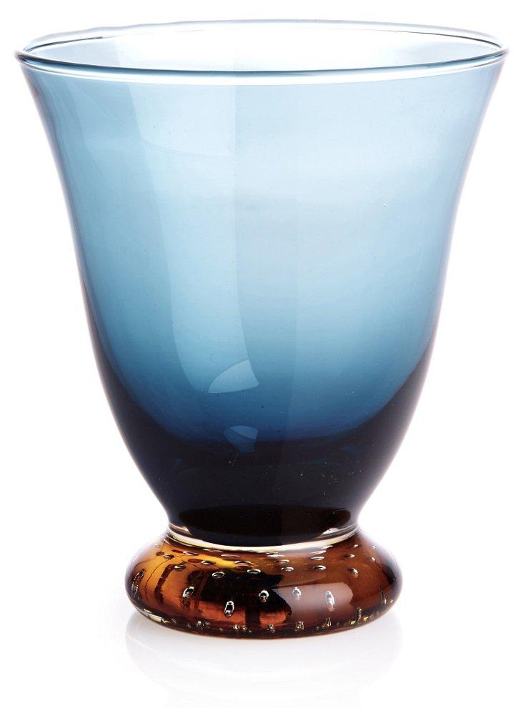 S/4 DVF Glasses, Royal Blue