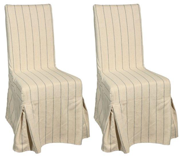 Elizabeth Chairs, Pair