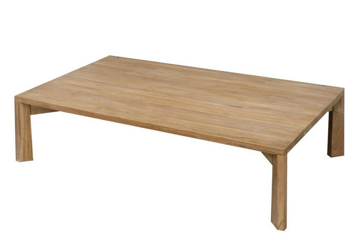 Plateau Coffee Table, Sand