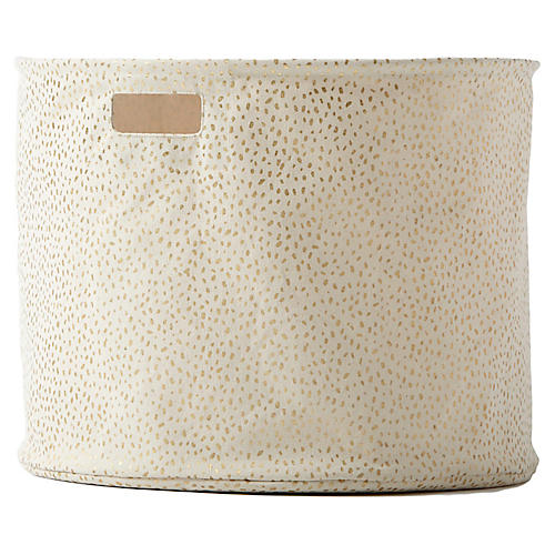 Speck Drum Storage, Gold