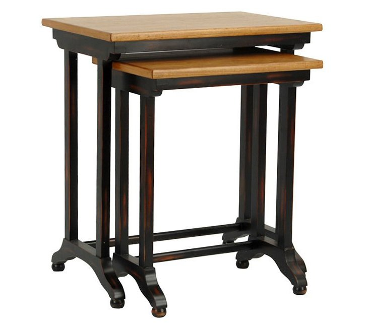 Annie Nesting Tables, Set of 2
