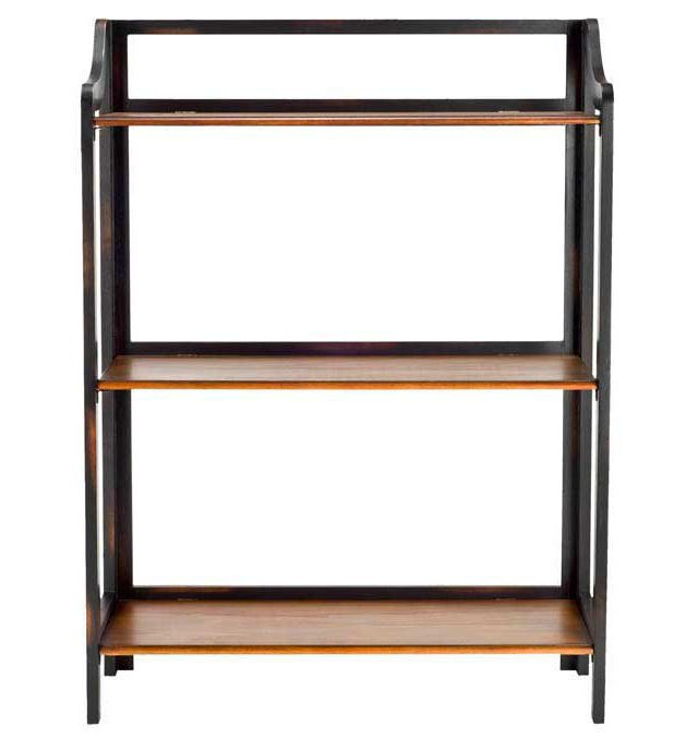 James Bookshelf, Black/Brown