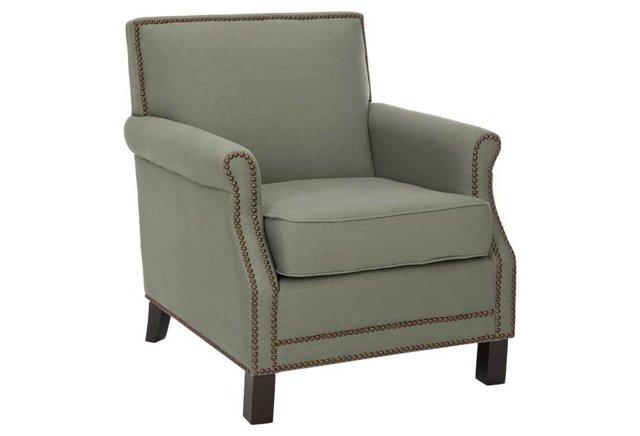 Knox Chair, Sage